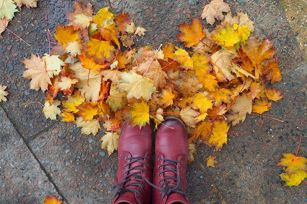 e167a8c916867b Schuhe für die goldene Jahreszeit